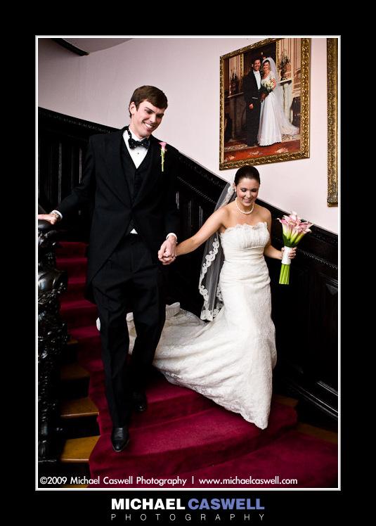 Elms Mansion New Orleans Wedding Photo