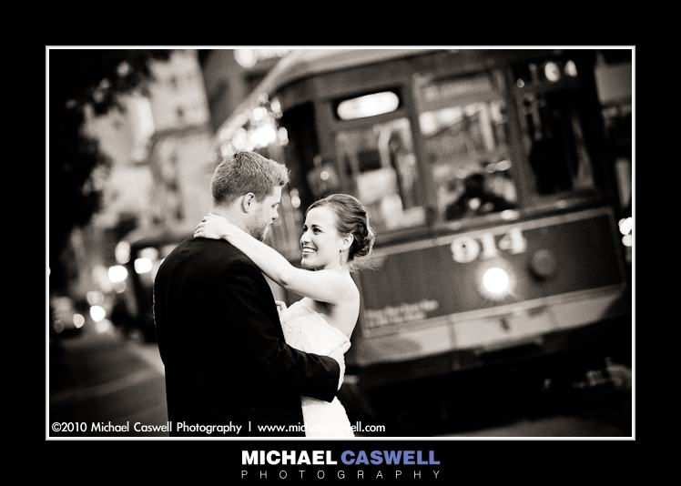 Photo of New Orleans Wedding Couple