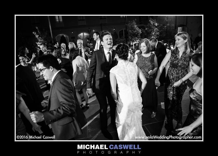 Wedding Reception in New Orleans