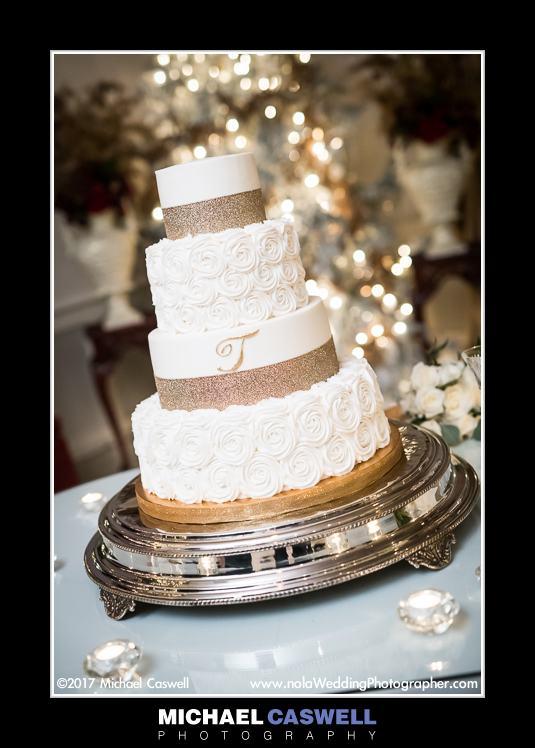 Wedding cake from Ambrosia Batery