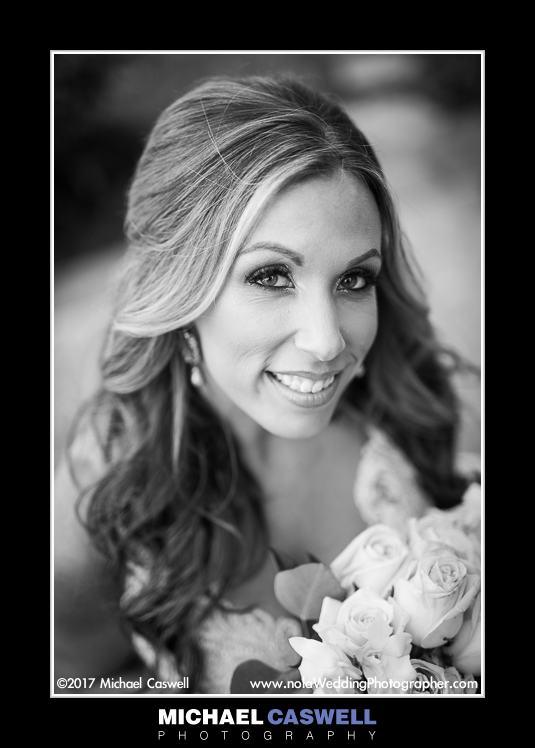 Gorgeous close-up of Baton Rouge Bride