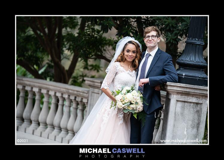 Mélanie & Daniel's Wedding at Touro Synagogue