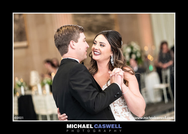 Laura & Grant's Wedding at Immaculate Conception & The Capital on Baronne