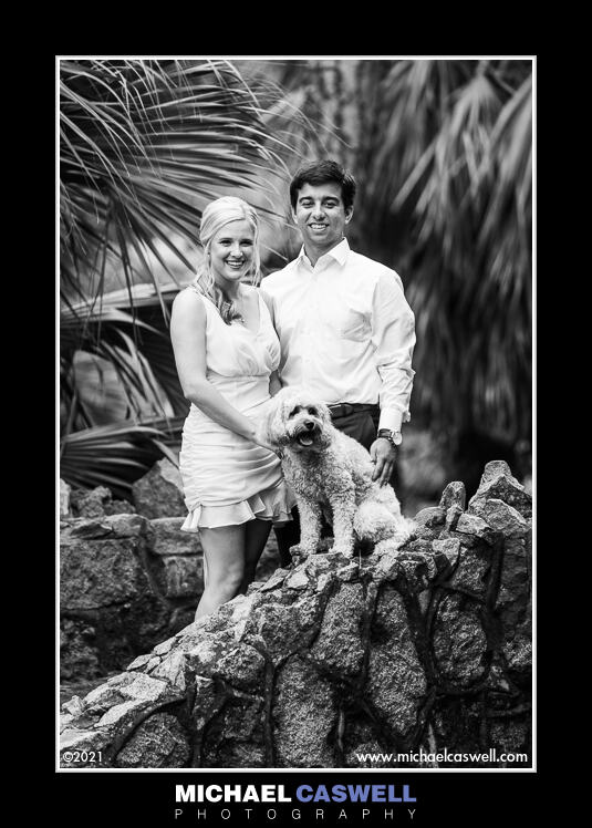 Read more about the article Savanah & Aaron's Engagement Portrait in City Park